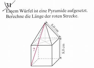 Diagonal Berechnen : raumdiagonale berechnen onlinemathe das mathe forum ~ Themetempest.com Abrechnung