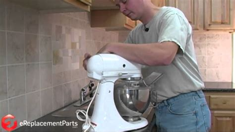 tips simple kitchenaid blender repair  manual book
