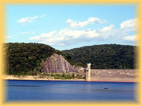 creation   colebrook river lake