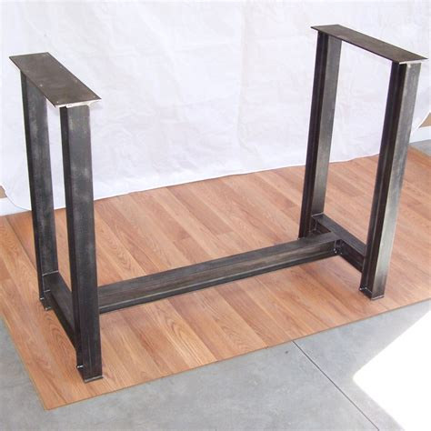 kitchen island legs metal industrial steel i beam bar base kitchen island heavy metal