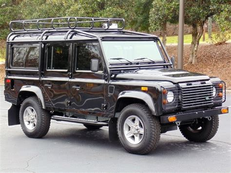 1993 Land Rover Defender 110 Station Wagon Birmingham