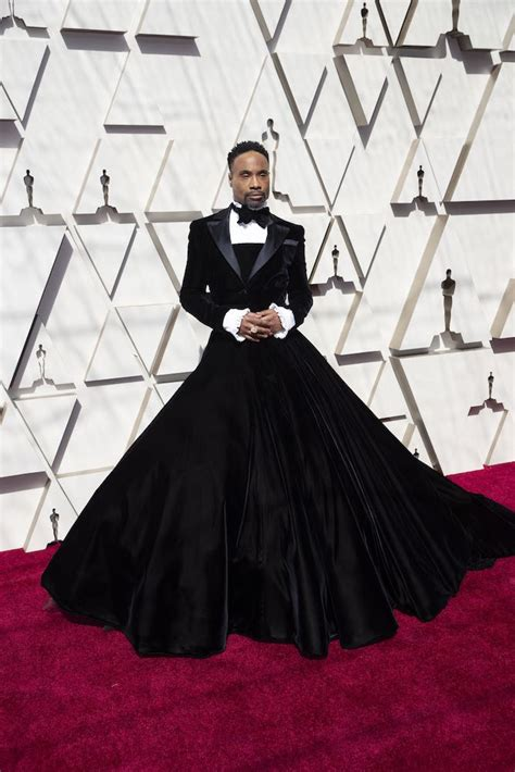 Billy Porter Gives Came Through Drippin New Name With
