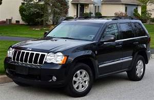 2008 Jeep Grand Cherokee Limited Sport Utility Awd 4x4 5