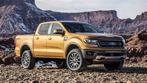 2019 Ford Ranger F150's Little Brother Comes Home