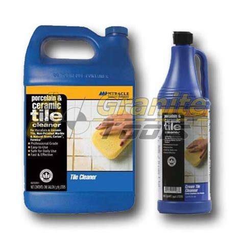 Miracle Sealants Tile And Cleaner by Miracle Sealants Porcelain Ceramic Tile Cleaner Usa