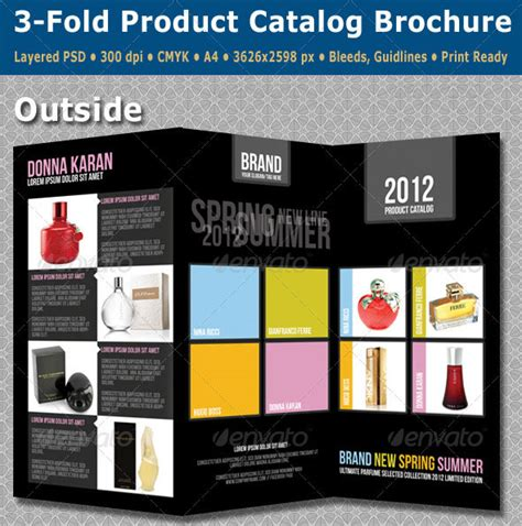 Product Brochure Template by Product Brochure Templates Csoforum Info