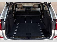 Foto BMW X3 xDrive35i F25, Kofferraum vergrößert