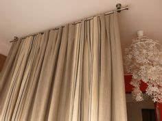 Rideau Avec Ruflette : tringle rideau double plafond ~ Premium-room.com Idées de Décoration