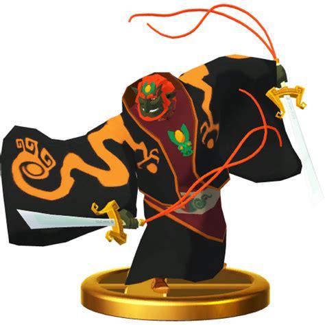 Image Super Smash Bros For Wii U Toon Ganondorf The