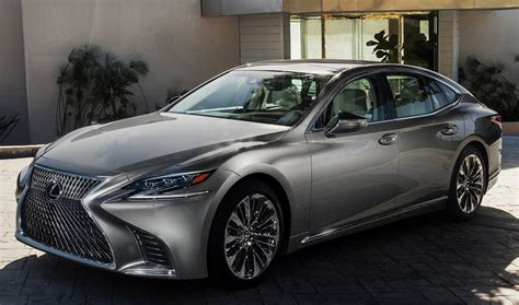 how much are ls 2018 lexus ls 500 overview cargurus