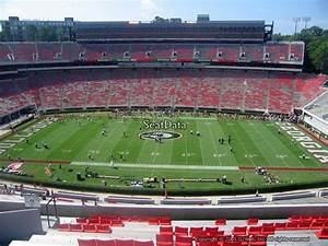 Sanford Stadium Section 306 Rateyourseats Com