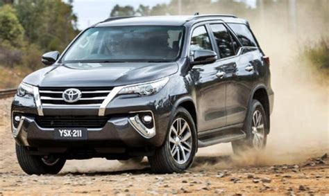 Toyota Fortuner 2020 by 2020 Toyota Fortuner Facelift Toyota Dealership Review