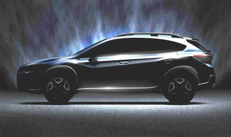 subaru crosstrek 2020 xti 2020 subaru crosstrek xti new design preview price and