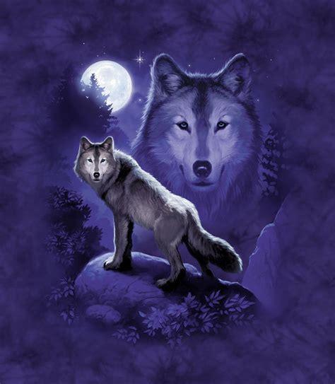 wolf  james ryman decalgirl