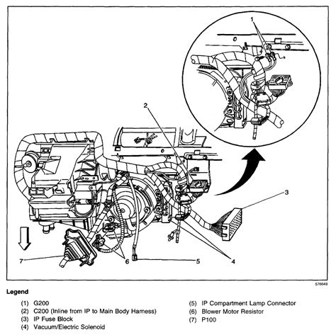 Oldsmobile Intrigue Questions Were The Blower Motor