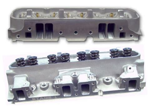 Stage 1 Heads, Stage 1 Se Aluminum Cylinder Heads