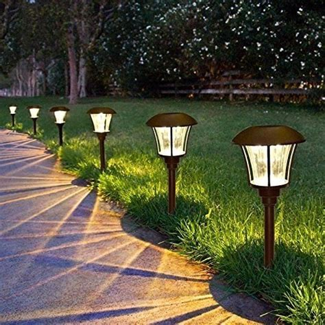 solar path lights reviews top 10 best solar led pathway lights reviews 2017 on flipboard
