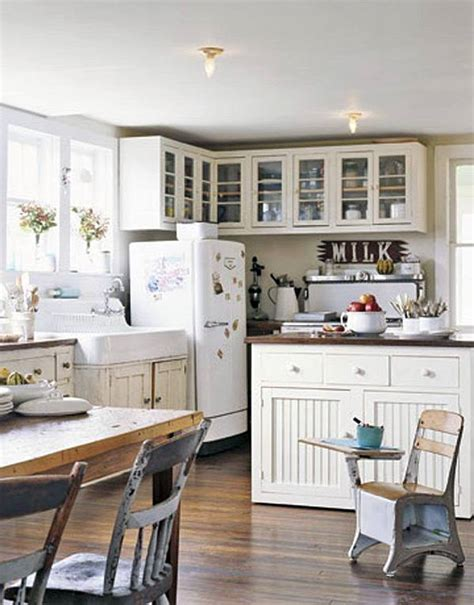 vintage decorating ideas for kitchens adorning with a farmhouse inspiration