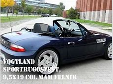 BMW Z3 18 Turbo tuning YouTube
