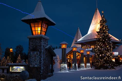 photo santa claus reindeer  arctic circle  santa