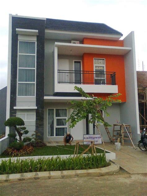desain rumah minimalis tingkat  lantai desain rumah