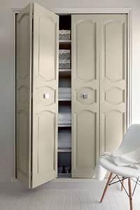 Portes De Placards : peinture mat pour peindre porte placard couleur ivoire v33 ~ Dode.kayakingforconservation.com Idées de Décoration