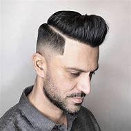 Mid Fade Haircut Men