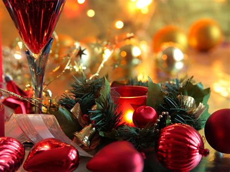 wallpapers christmas  year decorations