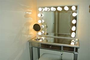 Miroir Avec Lumière Autour : id es d 39 clairage de miroir pour la salle de bain ~ Melissatoandfro.com Idées de Décoration