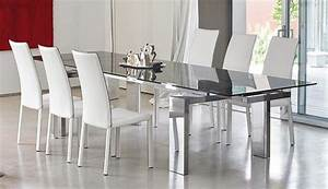 Modern Dining Room Set – Bonaldo