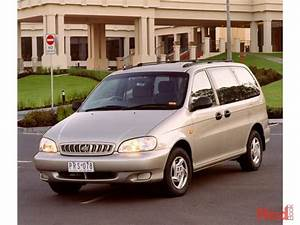 2001 Kia Carnival Car Valuation