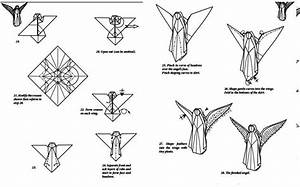 Paper Nativity Angel By Hulme Max  U00b7 Issue  598  U00b7 Ibenza  Origami  U00b7 Github