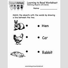 English Worksheets For Kindergarten Worksheet Mogenk Paper Works