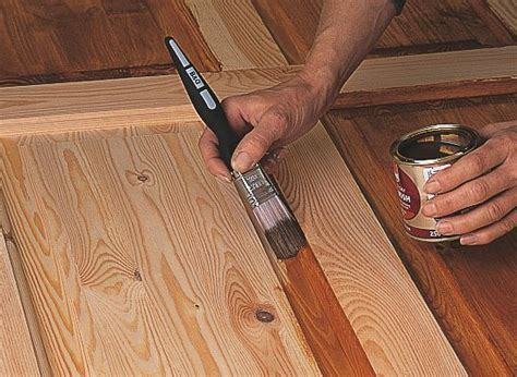 How to paint, varnish & stain a door   Ideas & Advice