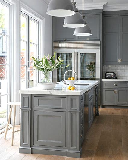 best gray for kitchen cabinets white kitchen cabinets grey marble countertops design ideas 7698