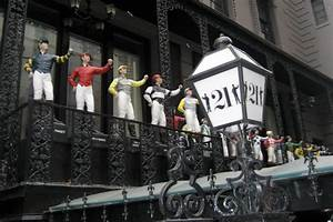 NYC: 21 Club | After the 18th Amendment went into effect ...