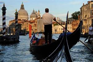 Entangled Canals Of Venice  Italy