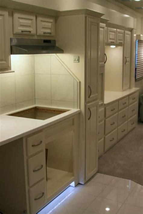 painting rv cabinets 100 ideas to try about prowler remodel stove cers