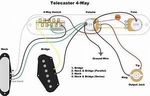 Telecaster Texas Special Wiring Diagram  Telecaster  Free