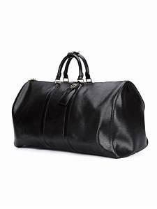 Louis Vuitton Weekender : lyst louis vuitton weekender bag in black ~ Watch28wear.com Haus und Dekorationen
