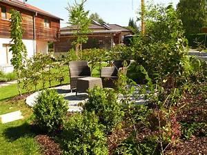 Terrassen Und Gartengestaltung : terrassen im garten gartengestaltung mit naturstein ~ Sanjose-hotels-ca.com Haus und Dekorationen