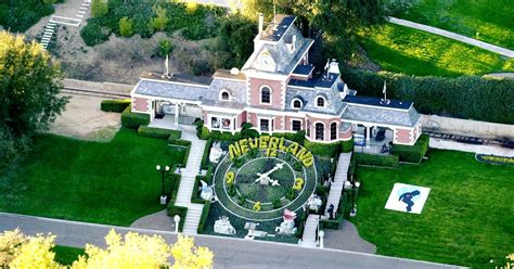 Michael Jackson's Neverland Ranch Selling For $67 Million