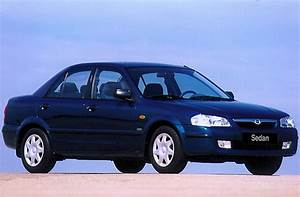 Mazda 323 Sedan 1 5i Glx 1998  U2014 Parts  U0026 Specs