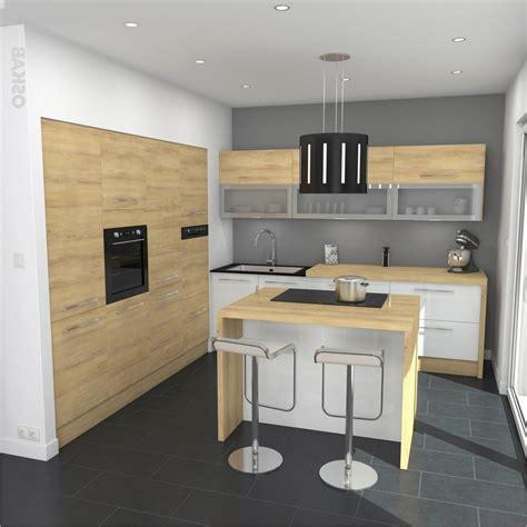 Amenagement Cuisine Salon Inspirant Amenager Cuisine Salon