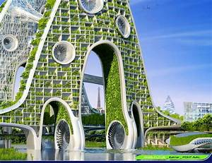 Smart Montparnasse : futuristic green skyscrapers to reduce 75 of paris 39 greenhouse gas emissions by 2050 2luxury2 com ~ Gottalentnigeria.com Avis de Voitures