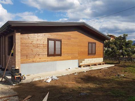 casa in legno in legno
