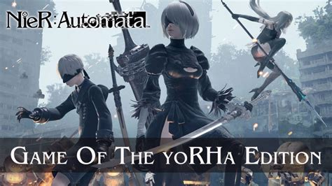 Nierautomata Game Of The Yorha Confirmed For 2019 Onlysp