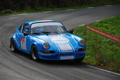 Car For Sale by Winning 1972 Porsche 911 Rally Car For Sale