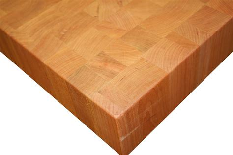 cherry butcher block custom butcher block countertops by grothouse