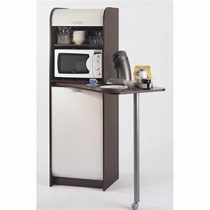 table de cuisine meuble de rangement beaux meubles pas With meuble cuisine avec table integree